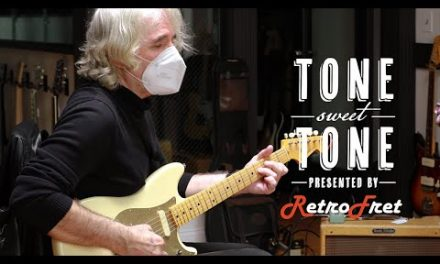 TONE, SWEET TONE // Jim Campilongo & Luca Benedetti // Denisse