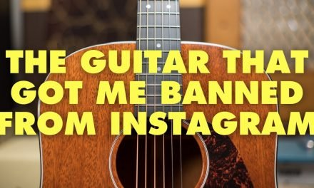 I found the guitar that got me banned from @Martin Guitar instagram I Gulf Coast Guitar Hunting!
