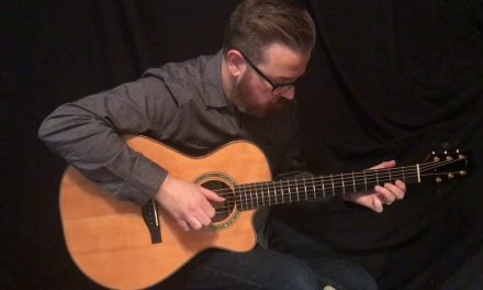 Wingert Model E Indian rosewood Guitar at Guitar Gallery