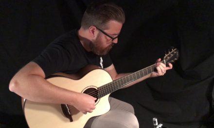 Lowden PB 23397 Guitar at Guitar Gallery