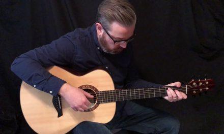 Alberico OM Guitar at Guitar Gallery