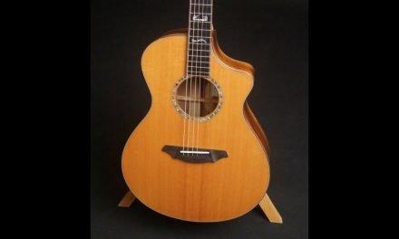 Breedlove NW Guitar at Guitar Gallery