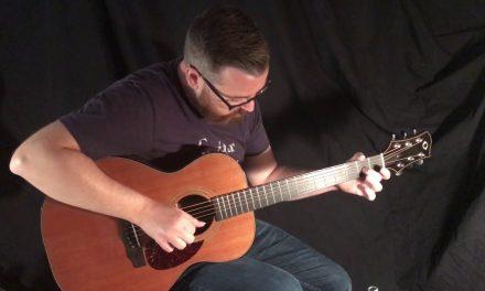 Olson SJ Indian Rosewood Guitar at Guitar Gallery (SOLD)