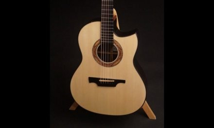 Greenfield GF Wenge Guitar at Guitar Gallery