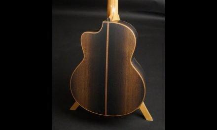 Lowden F50c Ancient Bog Guitar at Guitar Gallery
