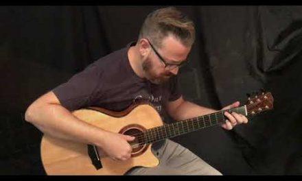 L.J. Williams Signature Guitar