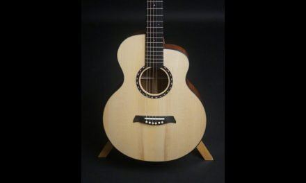 Osthoff FS Mahogany & Adirondack Spruce Guitar by Guitar Gallery