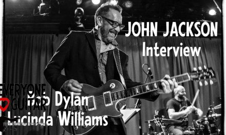 "John Jackson Interview: ""So I'm on stage with Bob Dylan, Neil Young & Bruce Springsteen…"""