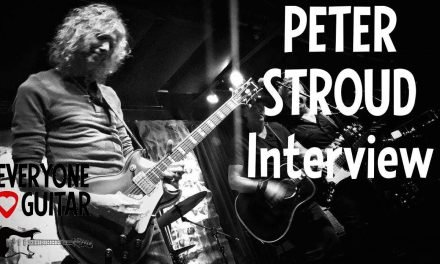 "Peter Stroud Interview: ""I asked God, but I never got an answer to that question…"""