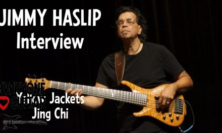 """Jimmy Haslip Interview: Yellowjackets, Jing Chi  """"It was an incredibly difficult time for me…"""""""