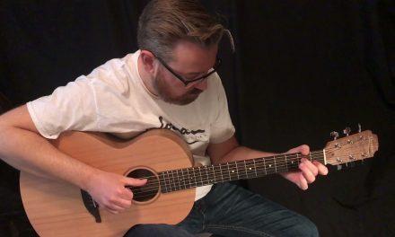 Sheeran S01 Guitar at Guitar Gallery