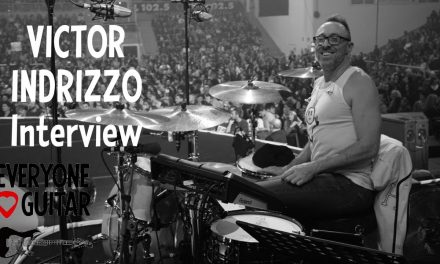 """Victor Indrizzo Interview: Getting sober, and why he """"Had to just keep going…"""""""