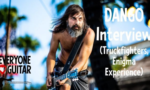 """Niklas Kallgren Interview / Dango fr Truckfighters: NEW Enigma Experience """"May the fuzz be with you"""""""