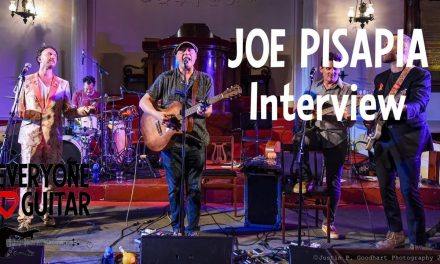 """Joe Pisapia Interview: Guster, kd lang """"Just let go and leave tons of space…"""""""