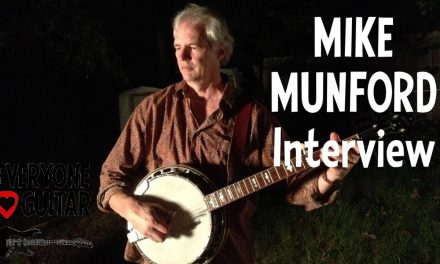 "Mike Munford Interview: ""There were rays of hope…"" (First banjo player on ELG!)"