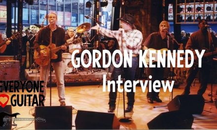 "Gordon Kennedy Interview, wrote ""Change The World"" & LOADS of other top hits"