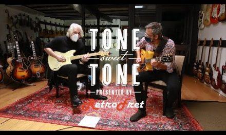 TONE, SWEET TONE // Jim Campilongo & Luca Benedetti // Nice Dress