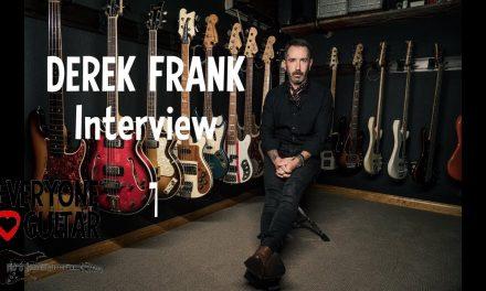 "Derek Frank Interview, Gwen Stefani, Shania Twain ""I learned to enjoy songwriting again…"""