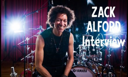 "Zachary Alford Interview, David Bowie: ""I'm about to change your life…"""