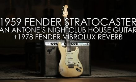 """""""Pick of the Day"""" – 1959 Fender Stratocaster Hardtail and 1978 Vibrolux Reverb"""