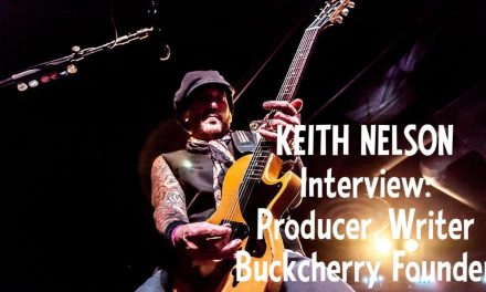 """Keith Nelson Interview: Buckcherry & Getting sober """"I didn't want to live but I wasn't ready to die"""""""