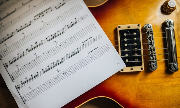 5 Books That Make You Want To Pick Up The Guitar