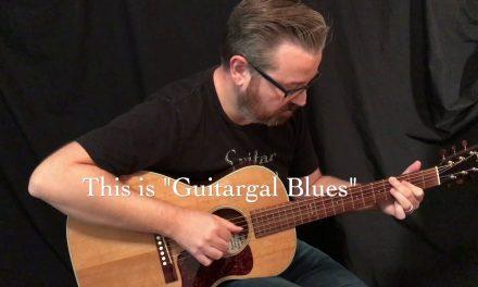 Dana Bourgoeis L-DBO Guitar by Guitar Gallery