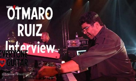 """Otmaro Ruiz Interview: """"I was literally playing to a dead person…"""""""