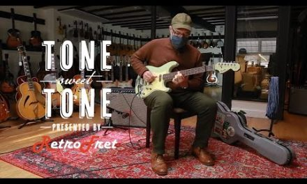 TONE, SWEET TONE // Adam Levy // Between The Bars