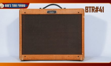 BTR#41  Vintage Fender Tweed Deluxe Amps of the 1950's, 5A3 to 5E3