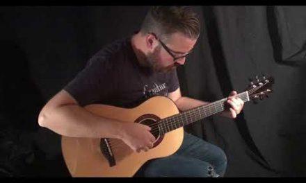 Kostal 00 Brazilian Rosewood Guitar at Guitar Gallery