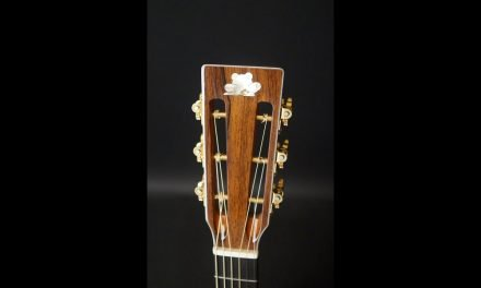 Froggy Bottom Koa Parlor Guitar (used) by Guitar Gallery