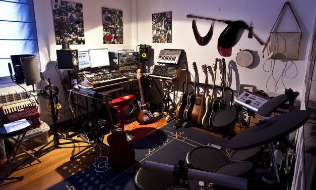 How to make a home studio inviting to bands