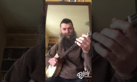 """""""Lick of the Day"""" Clawhammer Banjo Lick with Aaron Jonah Lewis 