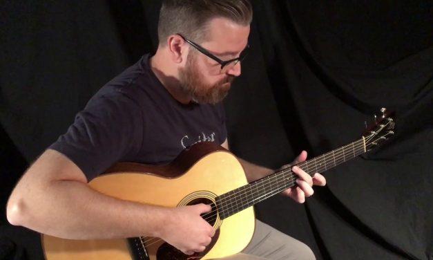 Borges OM Guitar at Guitar Gallery