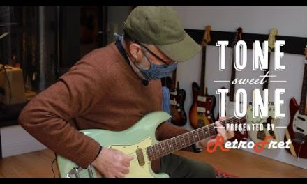"""TONE, SWEET TONE // Adam Levy // """"A Promise To California"""""""