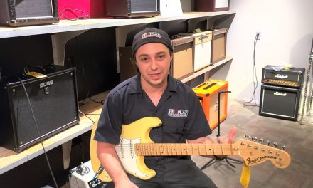Riff With Cliff- Fender 2017 Malmsteen Strat