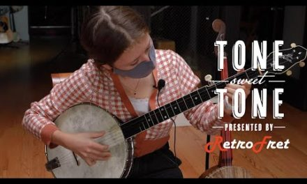 "TONE, SWEET TONE // Nora Brown // ""Miner's Dream"""