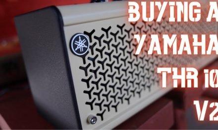 I found a solid deal on a @Yamaha Guitars THR10 V2!