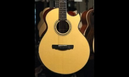 Ryan Signature Series Cathedral Guitar by Guitar Gallery