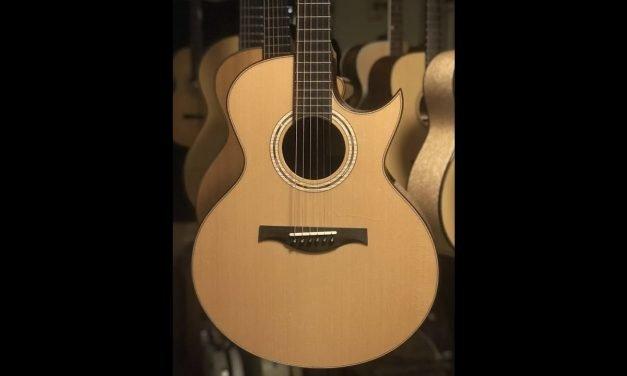 Beauregard SJ Guitar at Guitar Gallery
