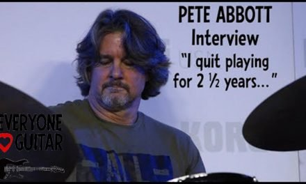 """""""Those little periods of time made a BIG difference…"""" Pete Abbott"""