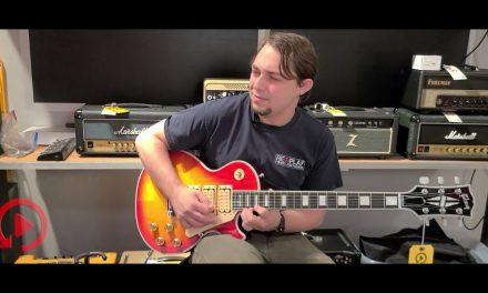 RWC-Gibson Les Paul Ace Frehley Budokan