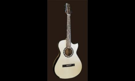 John Kinnaird 00c Guitar with Bevel & Side Port by Guitar Gallery