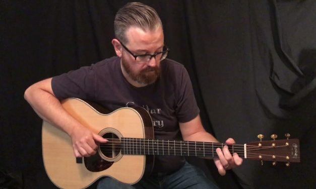 Martin OM 28 Modern Dlx Guitar by Guitar Gallery