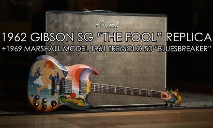 """""""Pick of the Day"""" – 1962 Gibson SG 'The Fool' Replica and 1969 Marshall 'Bluesbreaker'"""