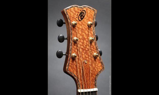 Barzilai Guitar by Guitar Gallery