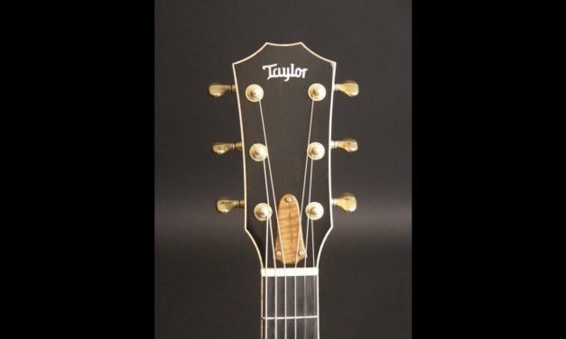 Taylor GCe Limited 12 Fret Guitar at Guitar Gallery