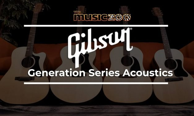 Introducing New Gibson Generation Series Acoustic Guitars!