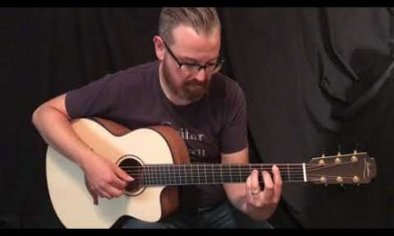 Lowden Pierre Bensusan Signature Guitar #24500 by Guitar Gallery